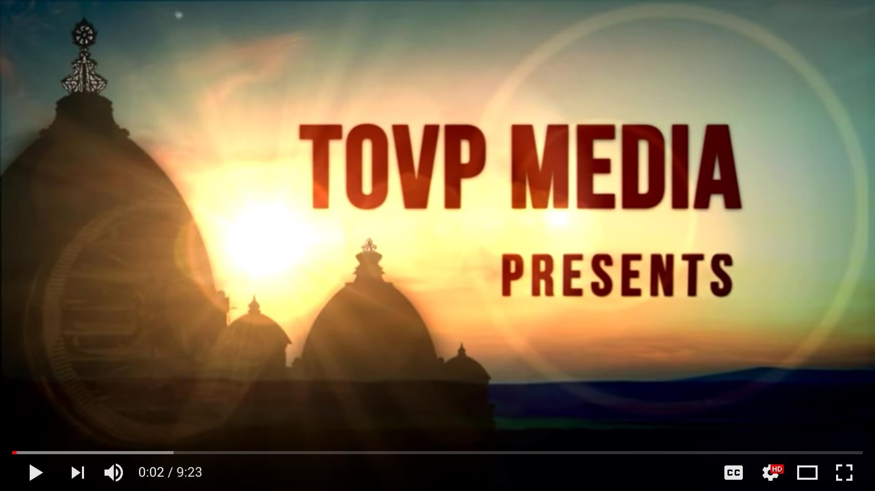 tovp fullfillment of a prophecy video clip