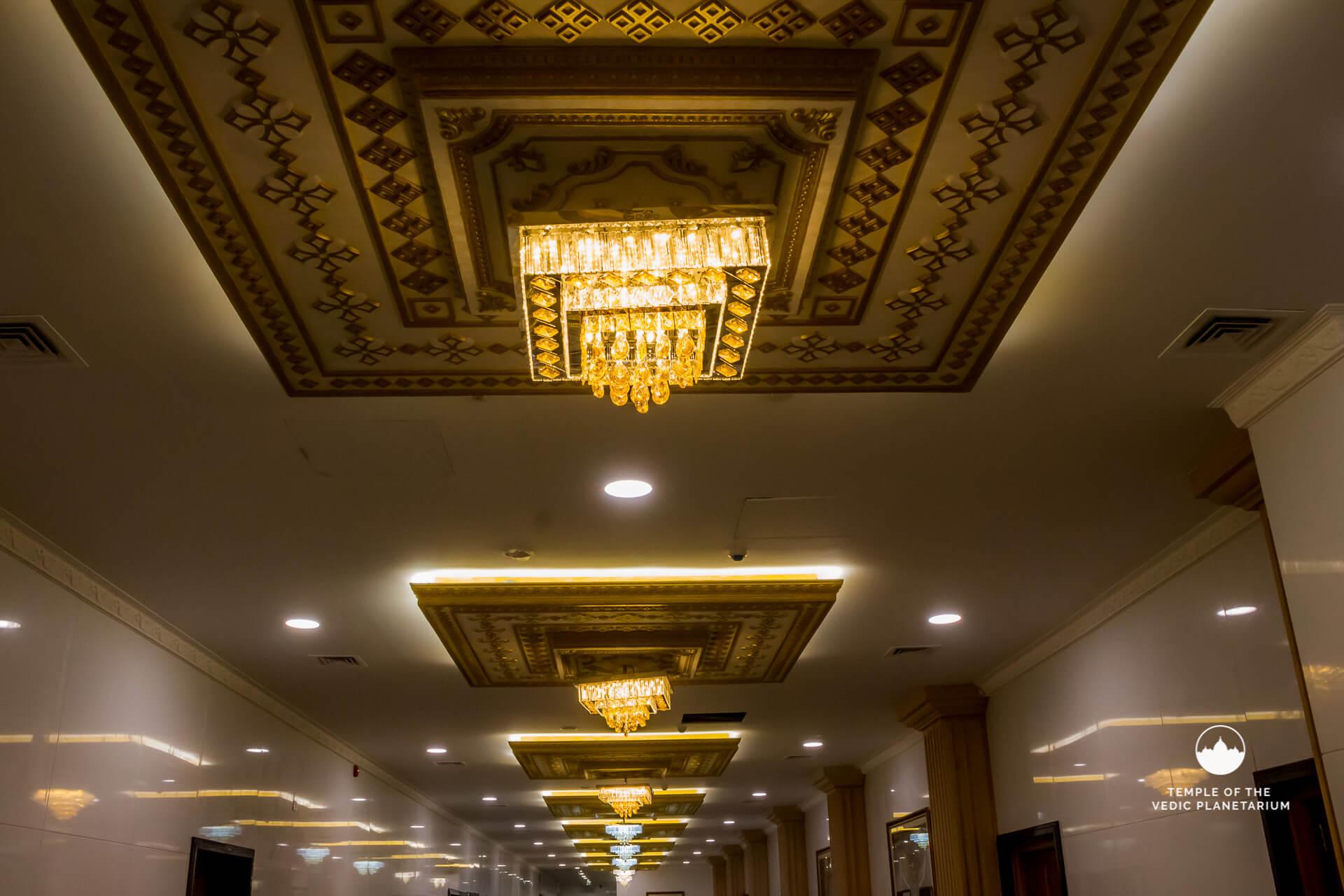 TOVP Pujari Floor Photo Collection by Aradhya Gauranga das